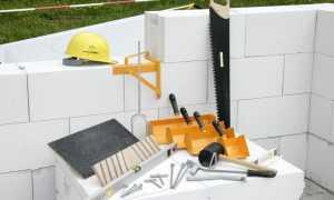 Как построить дом из газобетона своими руками от фундамента до крыши + видео и фото